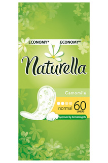 Гигиенические прокладки 60 шт NATURELLA