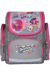 Рюкзак с усиленной спинкой SHOPKINS