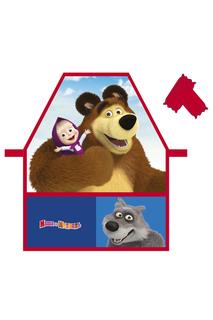 Фартук с нарукавниками Маша и Медведь