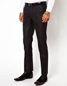 Зауженные брюки Noose & Monkey - Черный