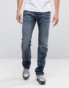 Темно-серые прямые джинсы Diesel Safado 885K - Серый
