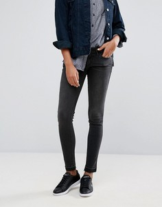 Супероблегающие джинсы с заниженной талией Levis Line 8 - Черный
