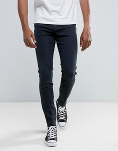 Черные джинсы скинни Rollas Stinger - Черный