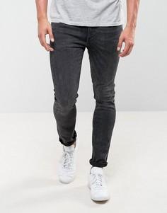 Супероблегающие джинсы Levis 519 - Черный