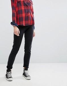 Зауженные джинсы в винтажном стиле Lee - Черный