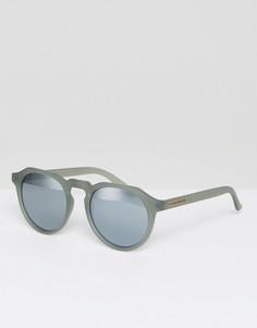 Серые солнцезащитные очки Hawkers Warwick - Серый