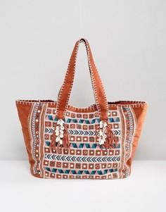 Пляжная сумка Hunkemoller Doutzen - Мульти