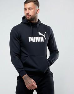 Черный пуловер ESS No.1 83825701 - Черный Puma