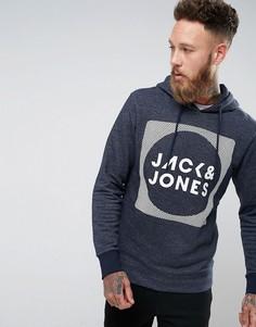 Худи Jack & Jones - Темно-синий