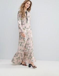 57b2101179c Женские длинные платья The English Factory – купить длинное платье в ...