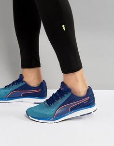 Синие кроссовки Puma Running Speed 500 Ignite 2 - Синий