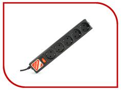 Сетевой фильтр Power Cube 5 Socket 5m Black