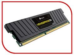 Модуль памяти Corsair Vengeance LP DDR3 DIMM 1600MHz PC3-12800 CL10 - 8Gb CML8GX3M1A1600C10