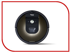 Пылесос-робот iRobot Roomba 980