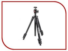 Штатив Manfrotto Compact Light Black MKCOMPACTLT-BK