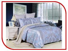 Постельное белье Valtery JC-41 Комплект 2 спальный Сатин + жаккард