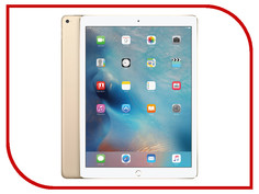 Планшет APPLE iPad Pro 12.9 256Gb Wi-Fi + Cellular Gold MPA62RU/A