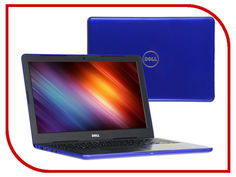 Ноутбук Dell Inspiron 5567 5567-8000 (Intel Core i5-7200U 2.5 GHz/8192Mb/1000Gb/DVD-RW/AMD Radeon R7 M445 4096Mb/Wi-Fi/Bluetooth/Cam/15.6/1920x1080/Linux)