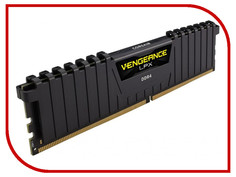 Модуль памяти Corsair Vengeance LPX DDR4 DIMM 2400MHz PC4-19200 CL16 - 4Gb CMK4GX4M1A2400C16