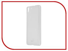 Аксессуар Чехол Huawei Y6 II SkinBox Crystal 4People Transparent T-S-HY6II-007