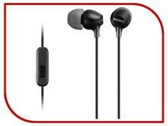 Гарнитура Sony MDR-EX15AP Black