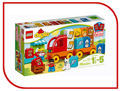 Конструктор Lego Duplo Мой первый грузовик 10818