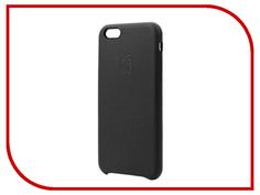 Аксессуар Чехол Krutoff Leather Case для iPhone 6/6S Black 10750