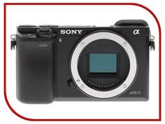 Фотоаппарат Sony Alpha A6000 Body Black