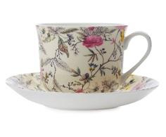 "Чашка с блюдцем ""Летние цветы"" Maxwell &Amp; Williams"