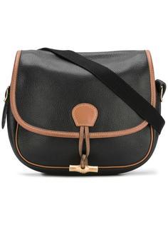 редкая сумка через плечо Duffle Hermès Vintage