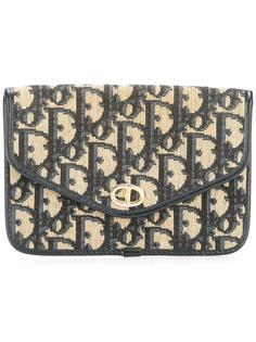 кошелек с монограммами Christian Dior Vintage