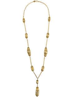 ожерелье Haute Couture 1967 Chanel Vintage