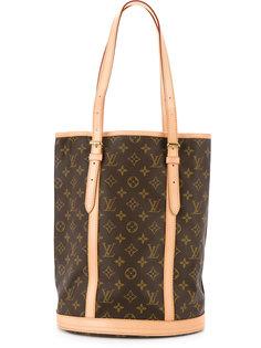 сумка-тоут с монограммой Louis Vuitton Vintage