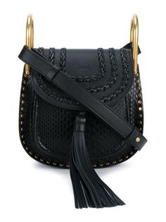 мини-сумка Hudson из кожи питона Chloé