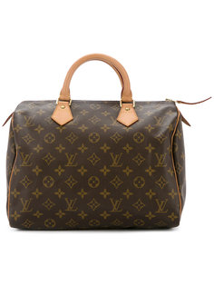 сумка-тоут Speedy 30 с логотипом Louis Vuitton Vintage