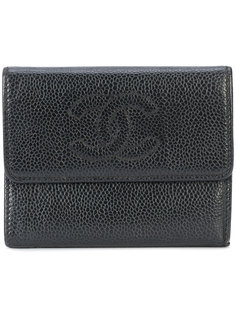 Timeless CC compact flap wallet Chanel Vintage