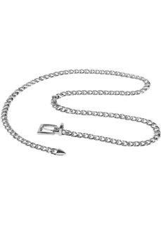 Ремень-цепочка Виктория (серебристый) Bonprix