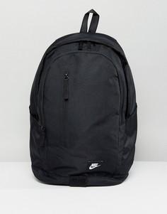 Черный рюкзак Nike All Access Fullfare BA4857-001 - Черный