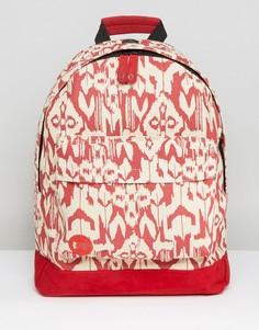 Рюкзак с принтом Mi Pac - Красный