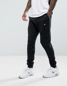 Черные джоггеры Nike 835862-010 - Черный