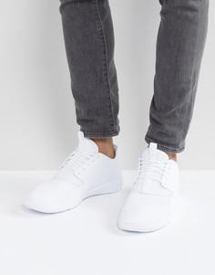 Белые кроссовки Nike Jordan Eclipse 724010-120 - Белый