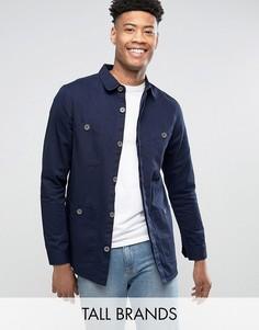 Куртка Another Influence TALL - Темно-синий