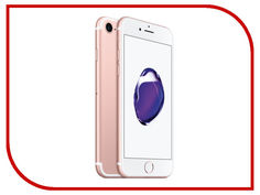 Сотовый телефон APPLE iPhone 7 - 256Gb Rose Gold MN9A2RU/A