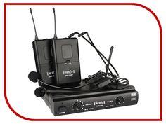 Радиомикрофон ProAudio DWS-204PT