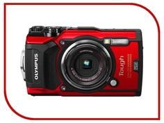 Фотоаппарат Olympus TG-5 Red