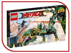 Конструктор Lego Ninjago Механический дракон зеленого ниндзя 70612