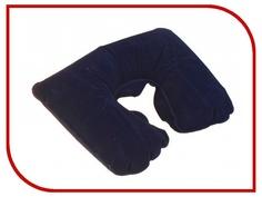 Подушка Командор Подушка дорожная надувная 38x24cm Blue 444829
