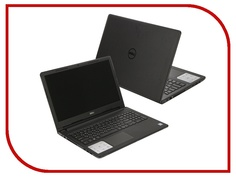 Ноутбук Dell Inspiron 3567 3567-1069 (Intel Core i3-6006U 2.0 GHz/4096Mb/1000Gb/DVD-RW/AMD Radeon R5 M430 2048Mb/Wi-Fi/Cam/15.6/1920x1080/Linux)