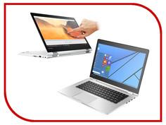Ноутбук Lenovo IdeaPad Yoga 510-14ISK 80S70052RK (Intel Core i5-6200U 2.3 GHz/8192Mb/256Gb SSD/No ODD/AMD Radeon R5 M430 2048Mb/Wi-Fi/Cam/14.0/1920x1080/Touchscreen/Windows 10 64-bit) 371321