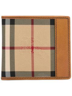 бумажник в клетку Burberry